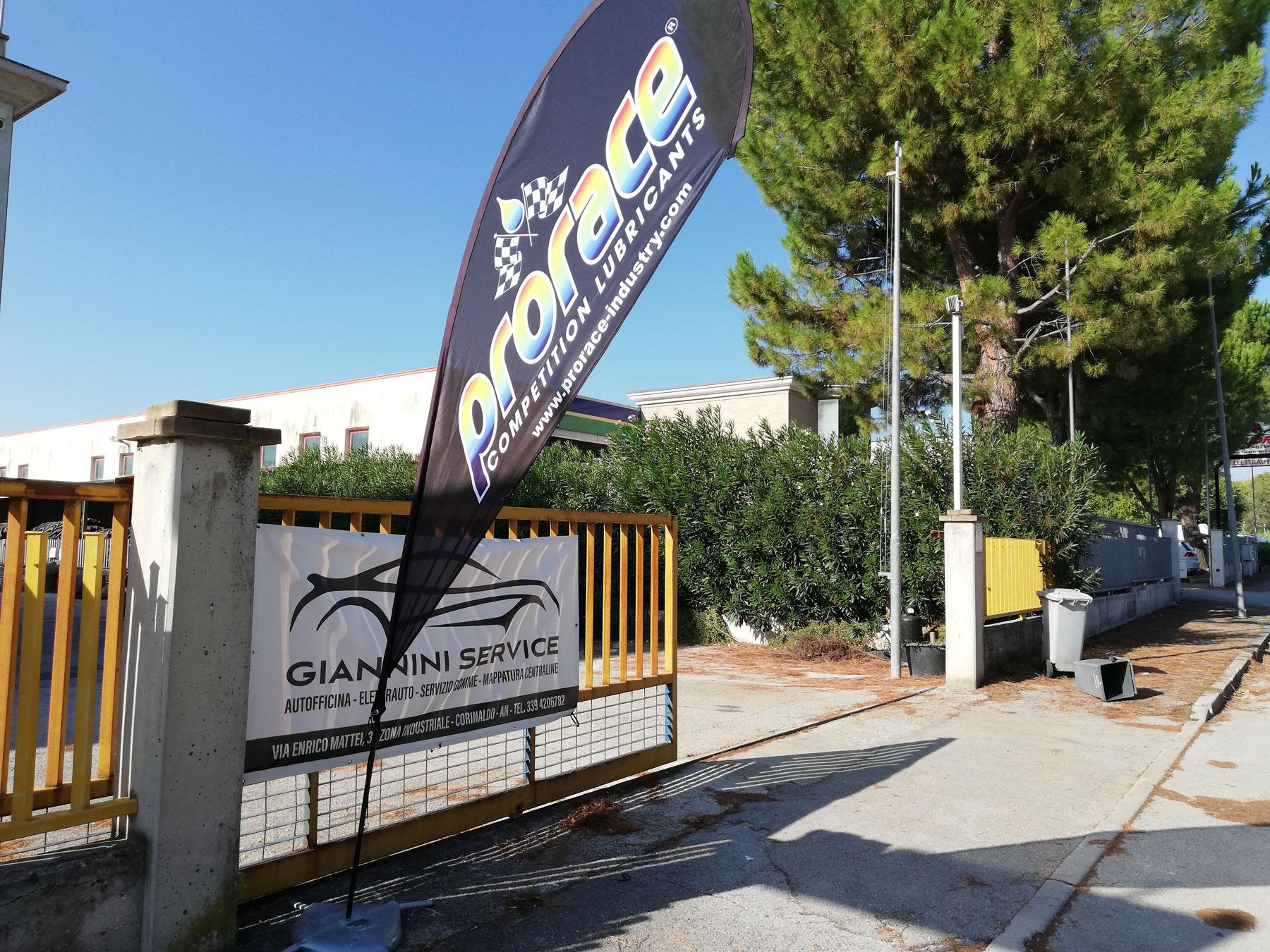 Riparazioni e manutenzioni auto Giannini Service