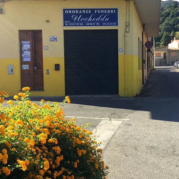 Agenzia Funebre UCCHEDDU Cagliari