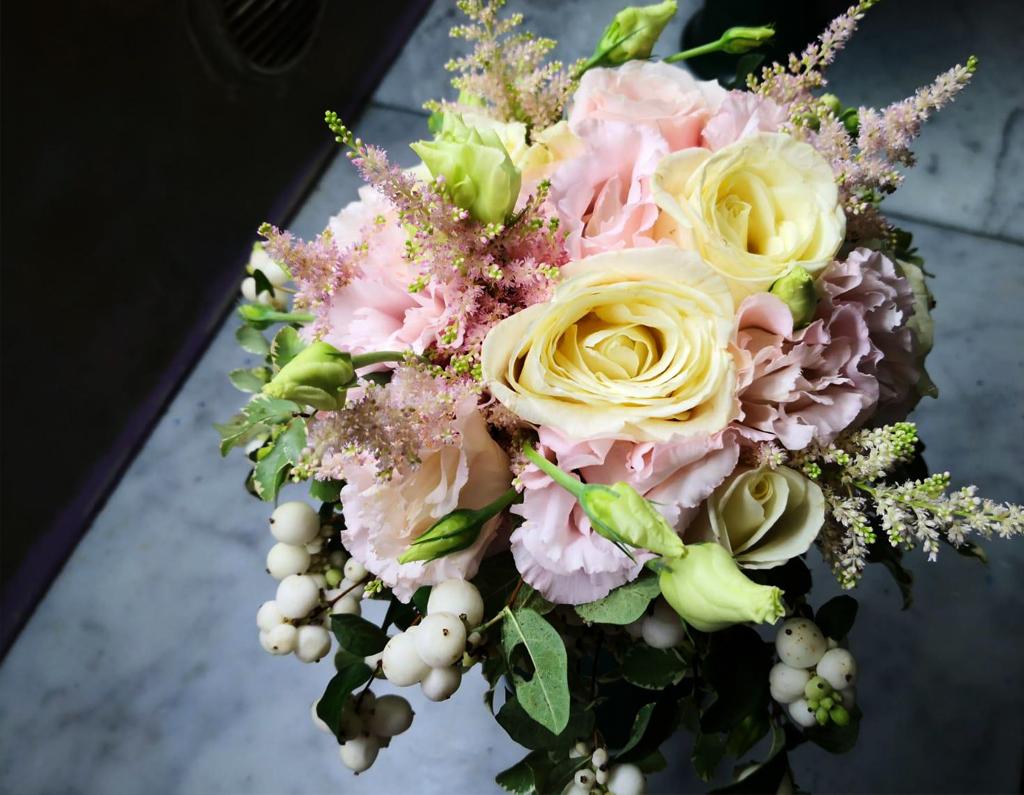 Addobbi floreali per eventi importanti