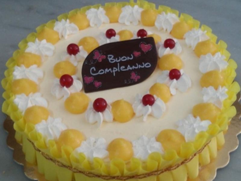 Vendita torte di compleanno personalizzate Leoncini Pasticceria