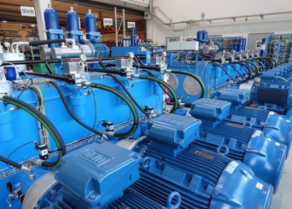 installazione impianti oleodinamici Parma