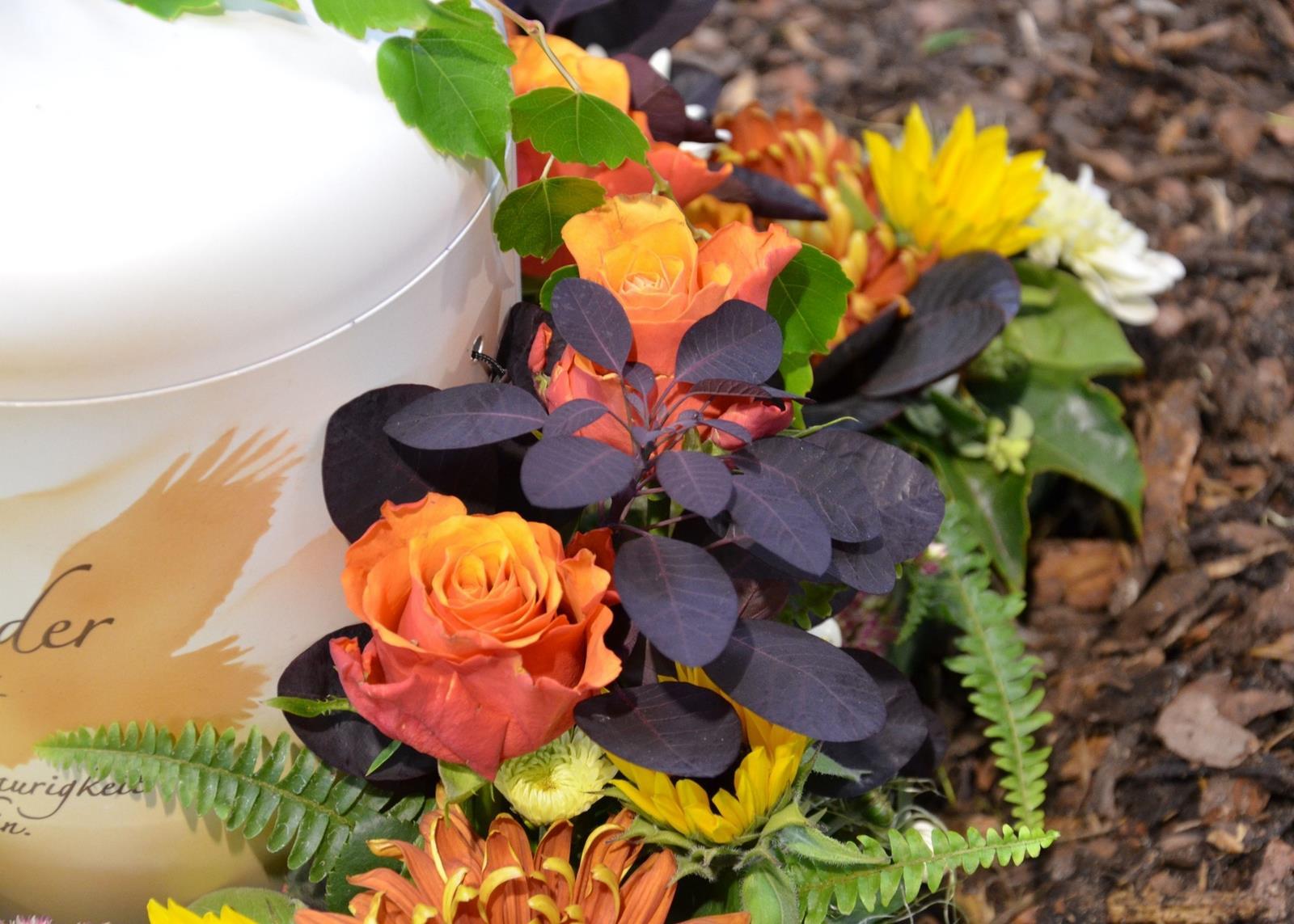 addobbi floreali per funerali Borgo Tossignano