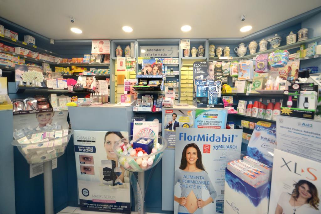 staff della farmacia
