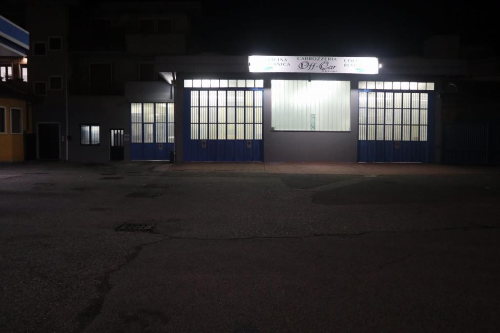 Deposito giudiziario Polini Off - Car