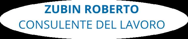 Roberto Zubin Consulente del Lavoro Trieste