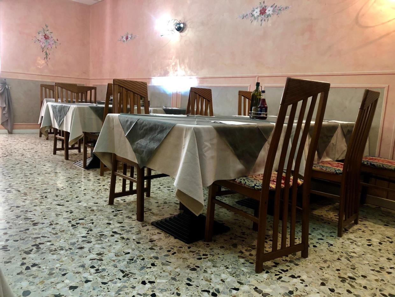 ristorante con cucina casereccia