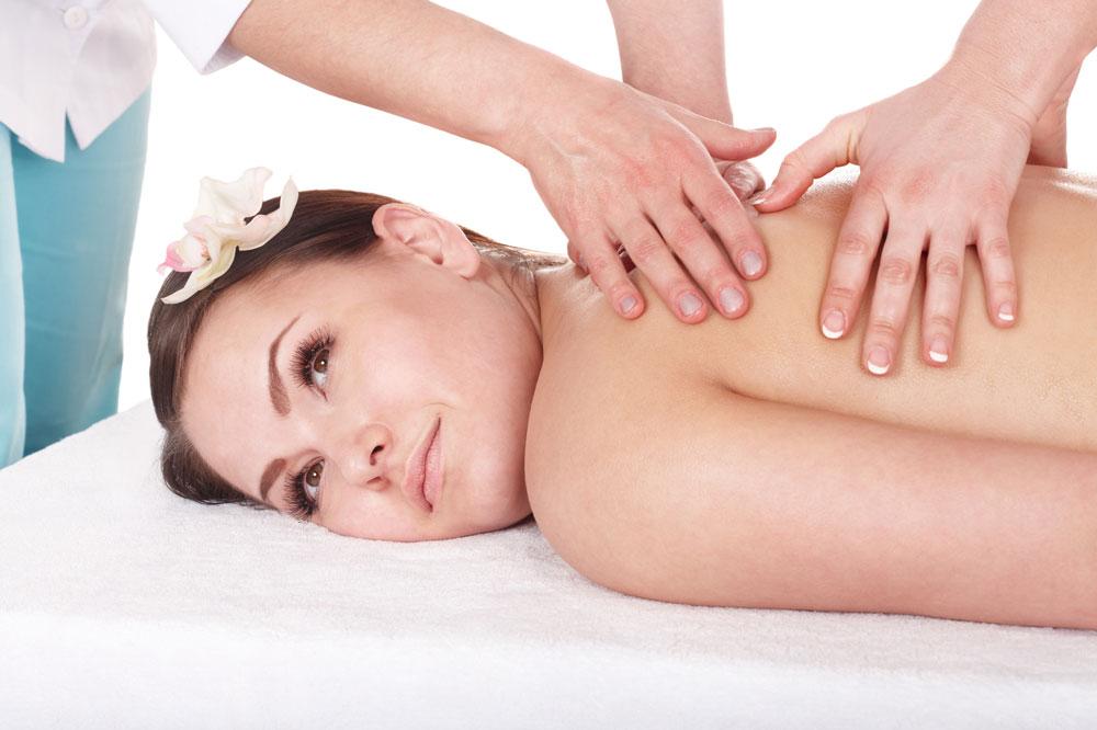 Massaggi decontratturanti Centro Estetico Ebano Nero Treviglio Bergamo