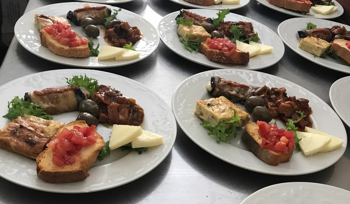 antipasti siciliani castelvetrano