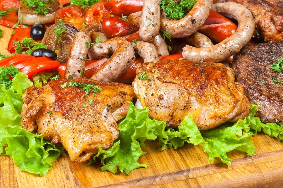 ristorante le gourmet Specialità carne