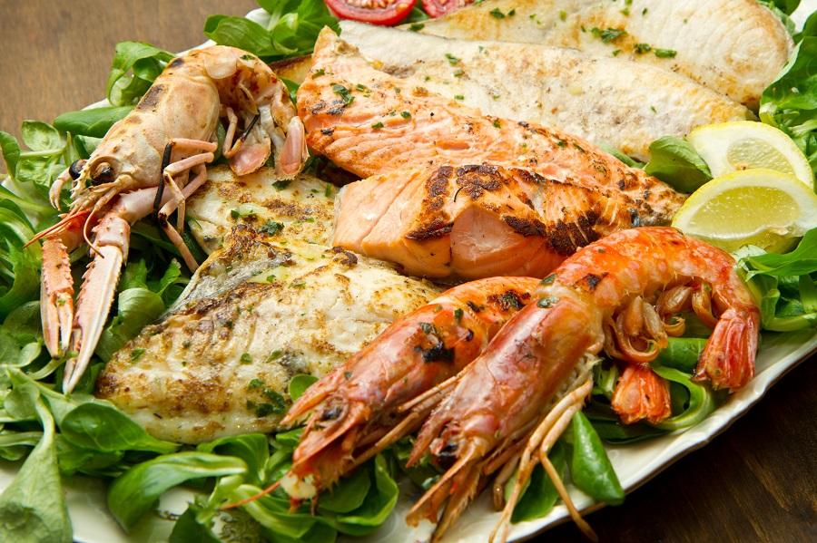 ristorante le gourmet Specialità pesce