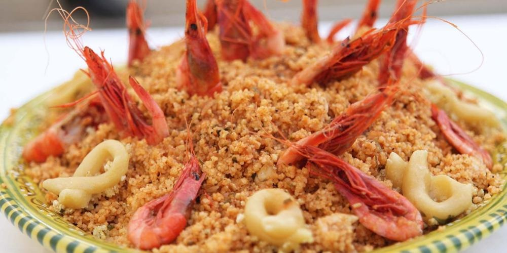 Venerdì Couscous ristorante le gourmet castelvetrano