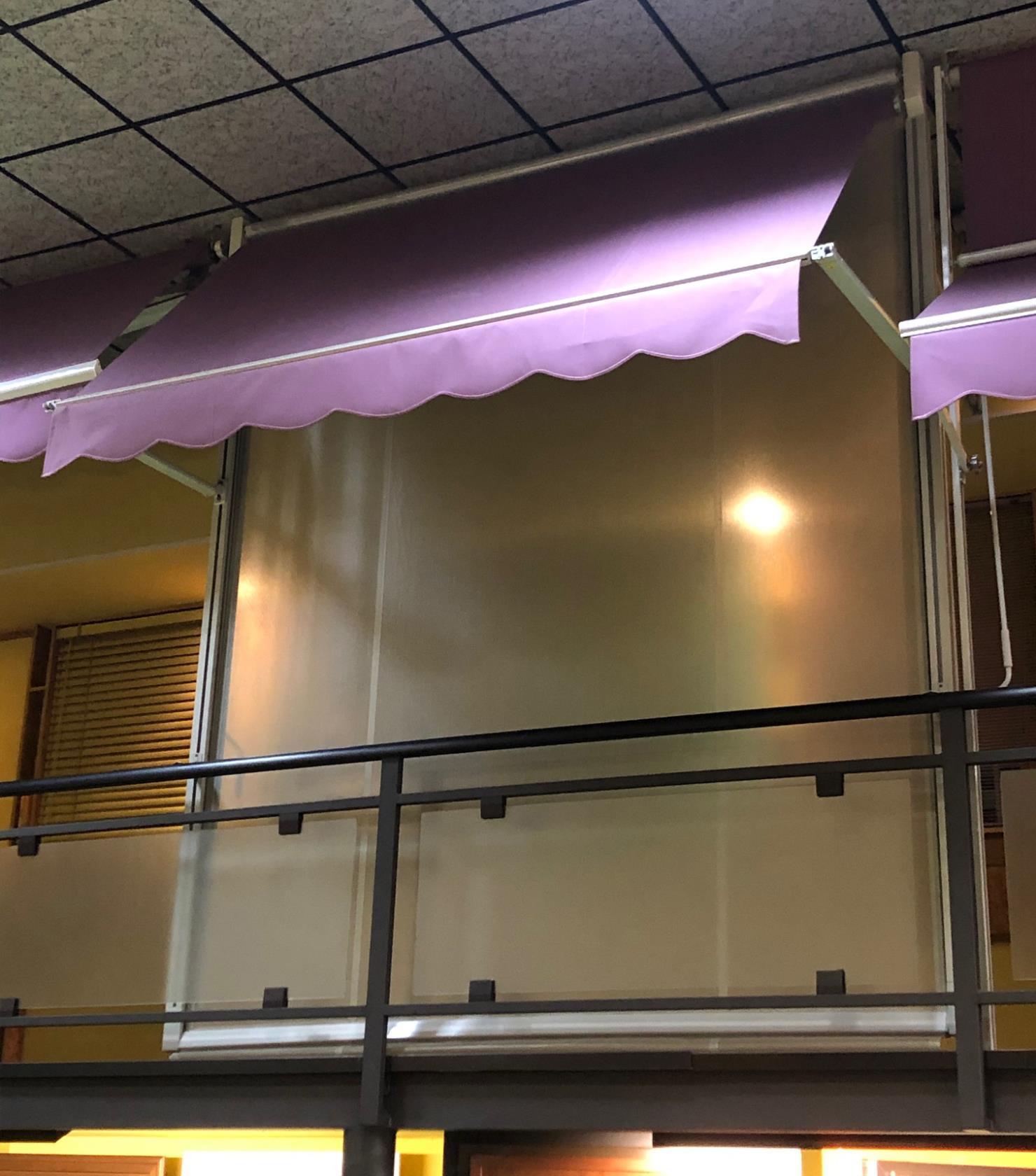 Vendita tende veranda su misura Metal - Tende