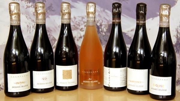 vendita Spumanti e Champagne bari