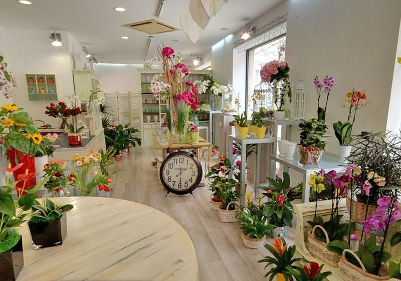 Fiorita Boutique de Fleurs il negozio ad Alghero