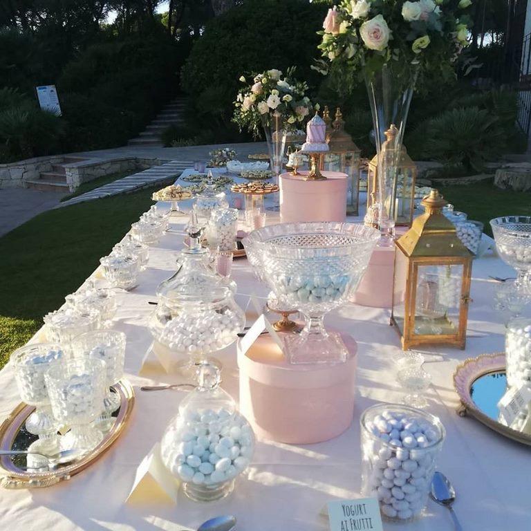 Fiorita Boutique De Fleurs allestimenti floreali per matrimoni ed eventi