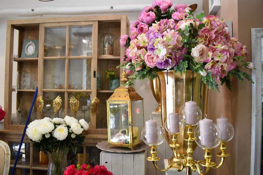 Fiorita Boutique De Fleurs allestimento interni