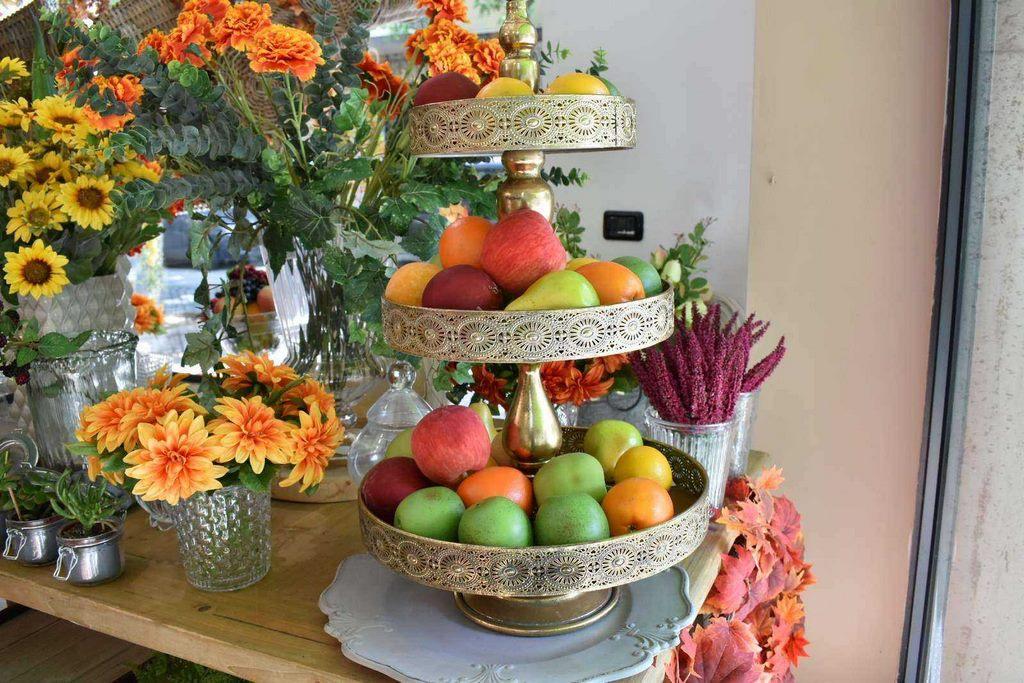 Fiorita Boutique De Fleurs decorazione buffet