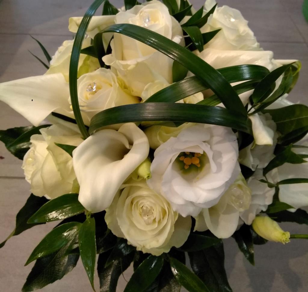 Bouquet da sposa Regine di Fiori