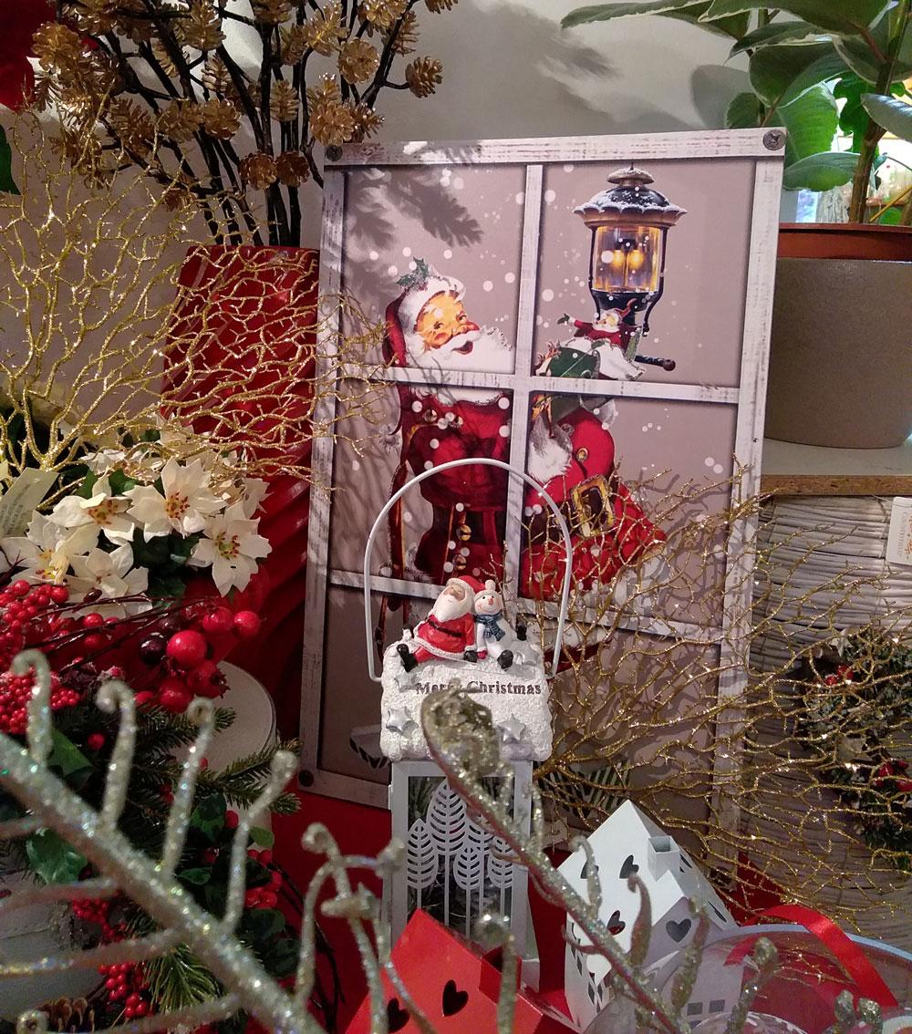 Decorazioni natalizie Regine di Fiori