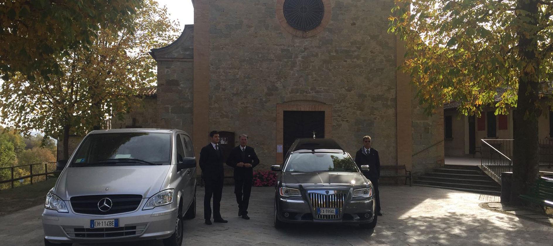 Agenzia funebre Onoranze Funebri Verucchi