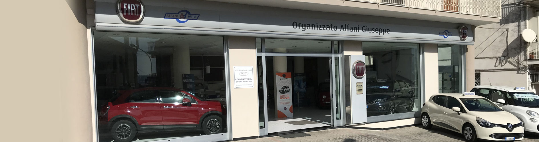 CONCESSIONARIO E NOLEGGIO AUTO