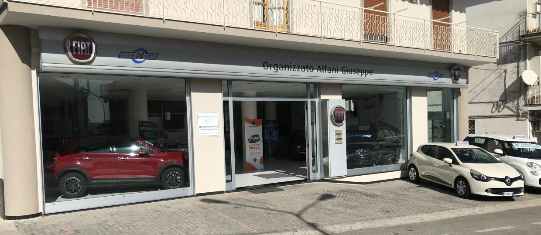 Organizzato Fiat Alfani
