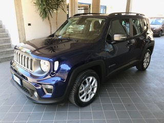 JEEP RENEGADE LIMITED  1.6 MULTIJET  ANNO 2019