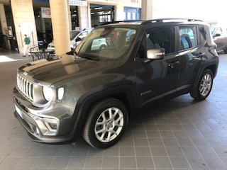JEEP RENEGADE LIMITED  ANNO 11/2018
