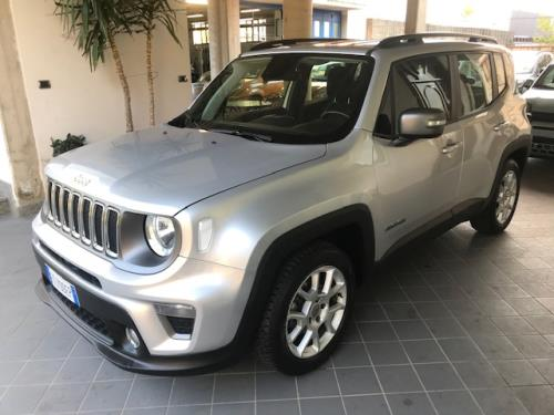 JEEP RENEGADE LIMITED  RESTYLING