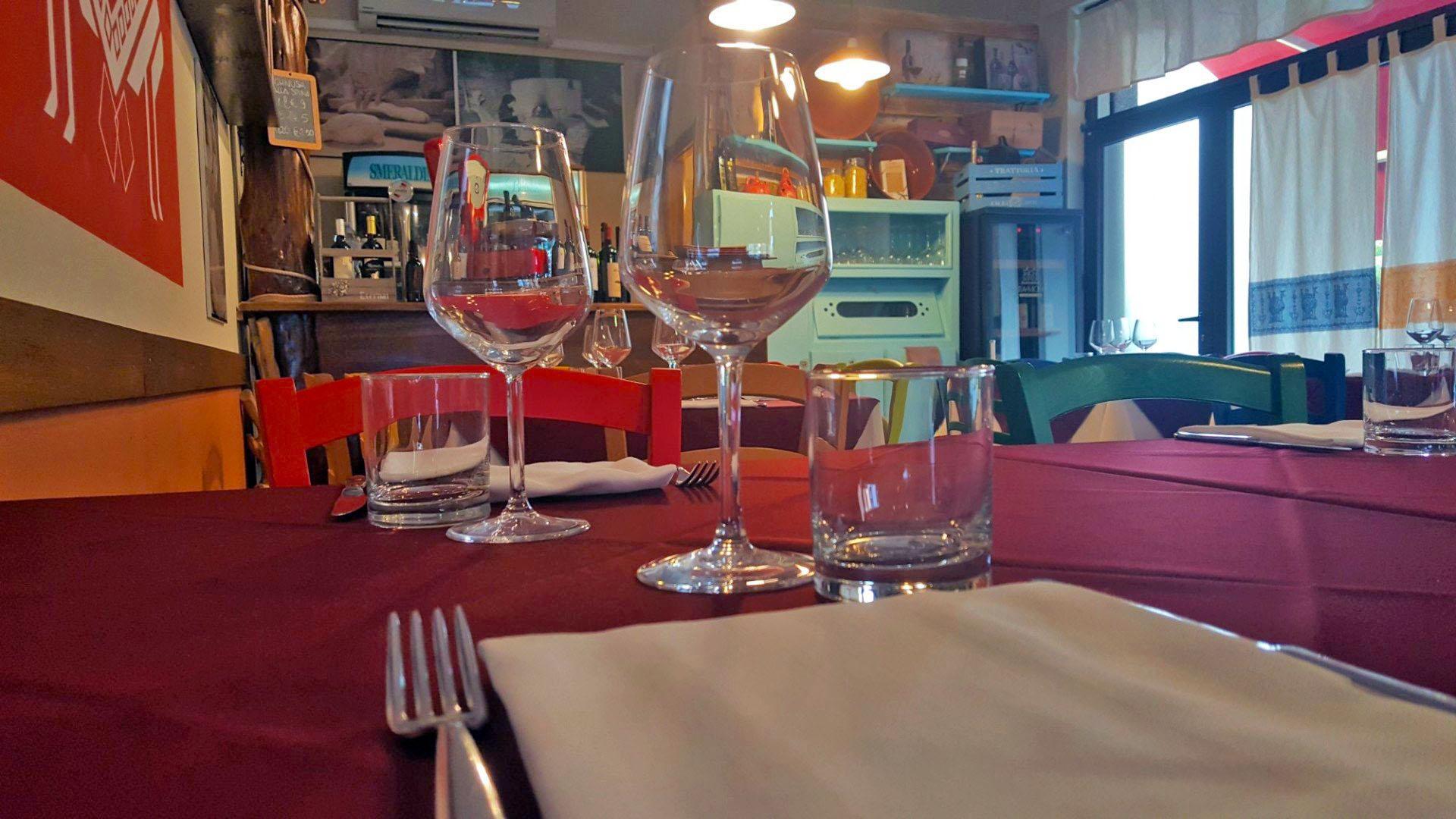 ristorante accogliente