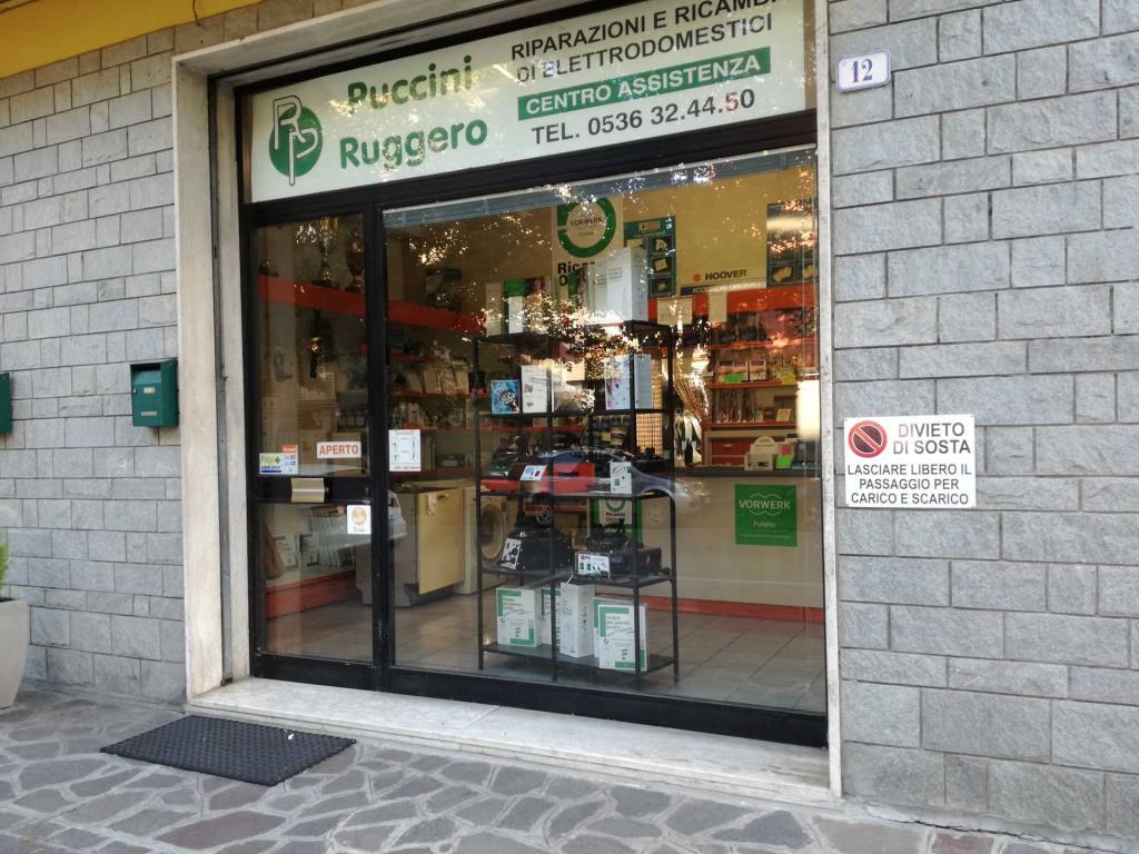 Centro assistenza Vorwerk Puccini Riparazioni