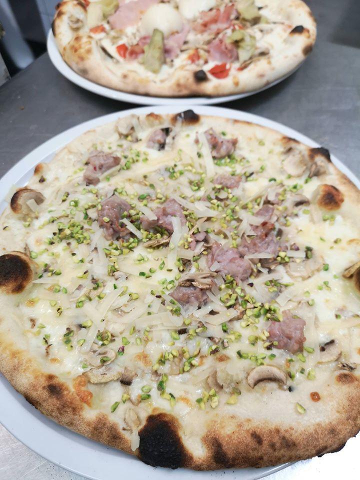 pizza da asporto vittoria