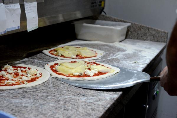 pizze con impasti speciali Copertino