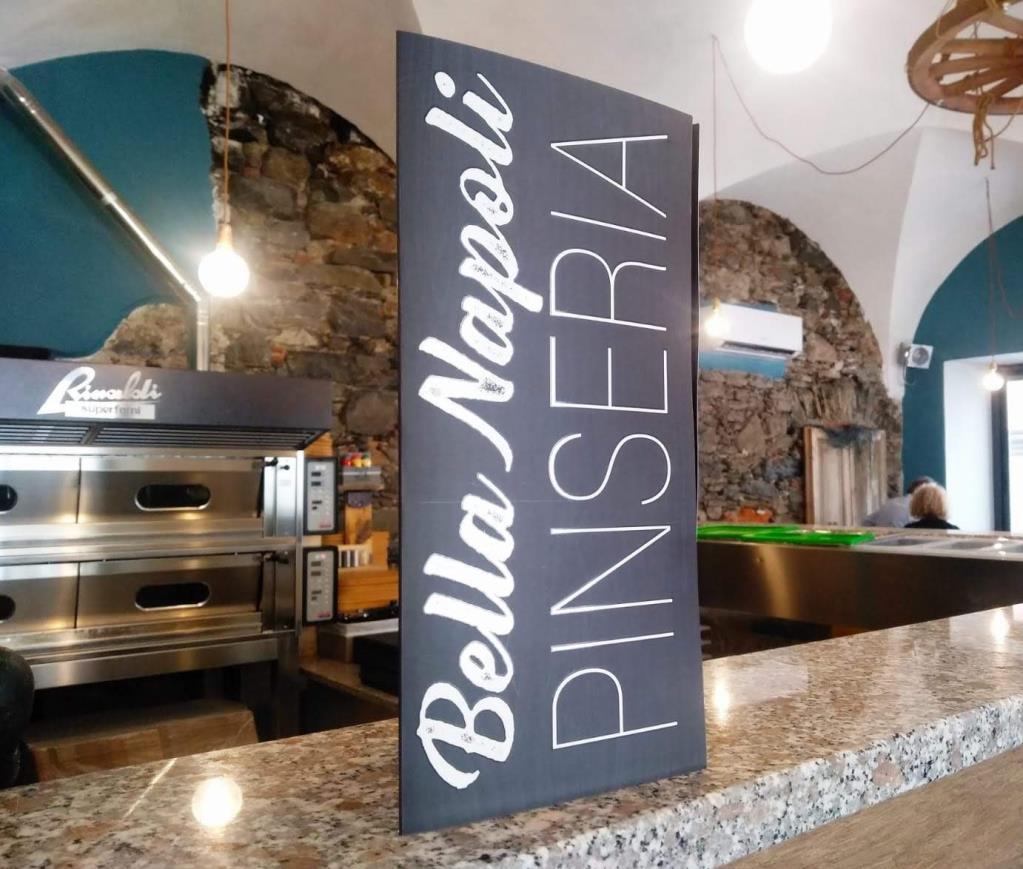 pinseria La Spezia