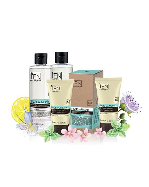 Prodotti cosmetici con ingredienti naturali