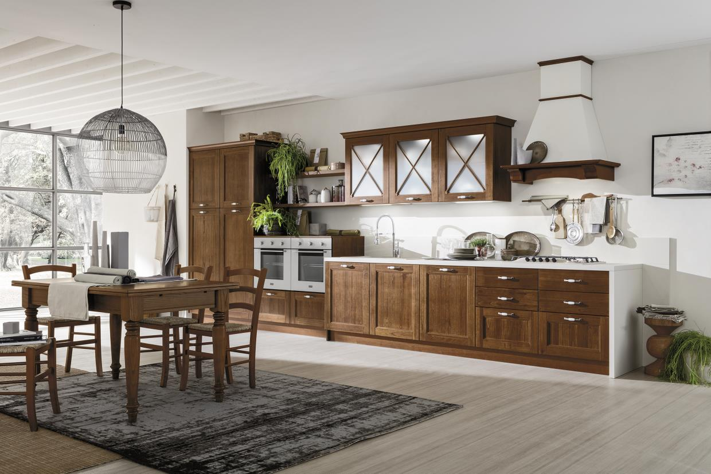 Cucina Arrex linea classica modello Eva