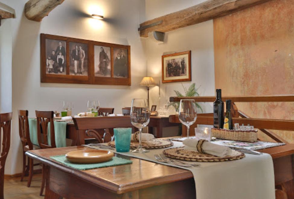 Ristorante con cucina tradizionale L'Ostarìe dal Palût