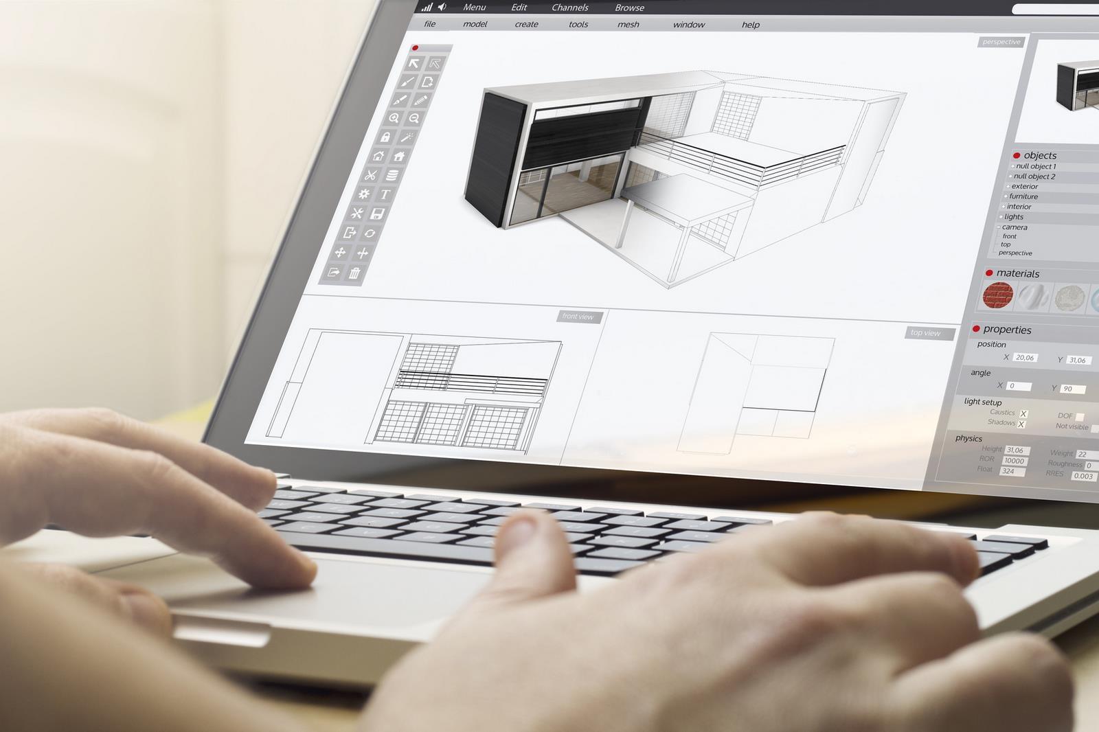 DESIGN E MODELLAZIONE 3D
