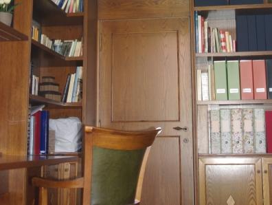 Realizzazione e vendita librerie in legno