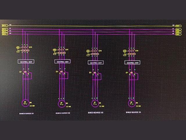 costruzione di impianti macchine