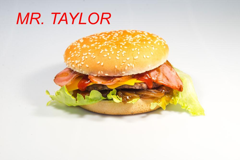 Panino Mr. Taylor Sama's Burger