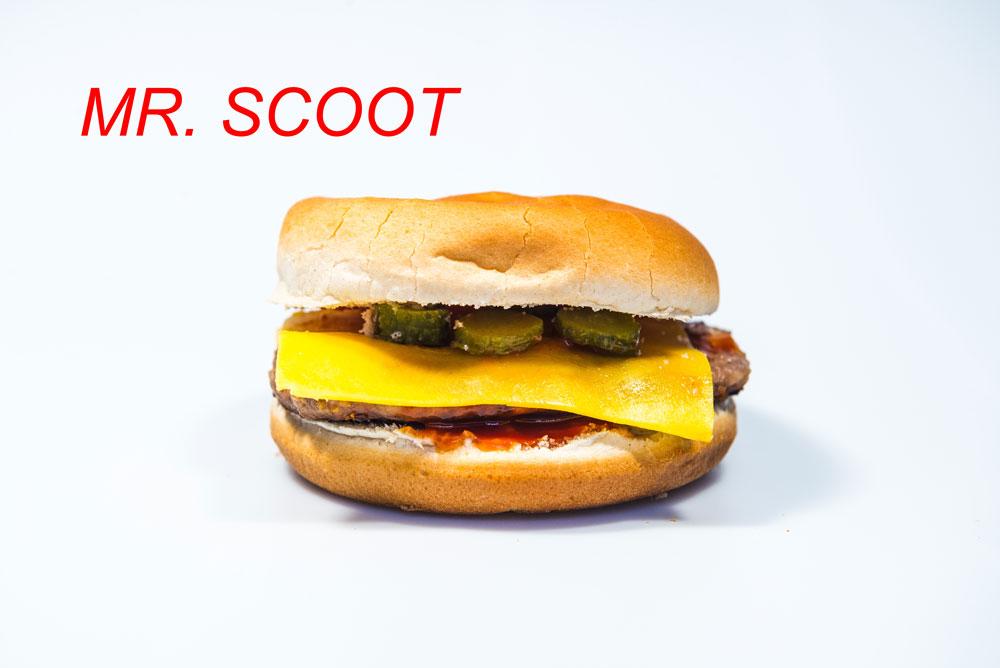 Panino Mr. Scoot
