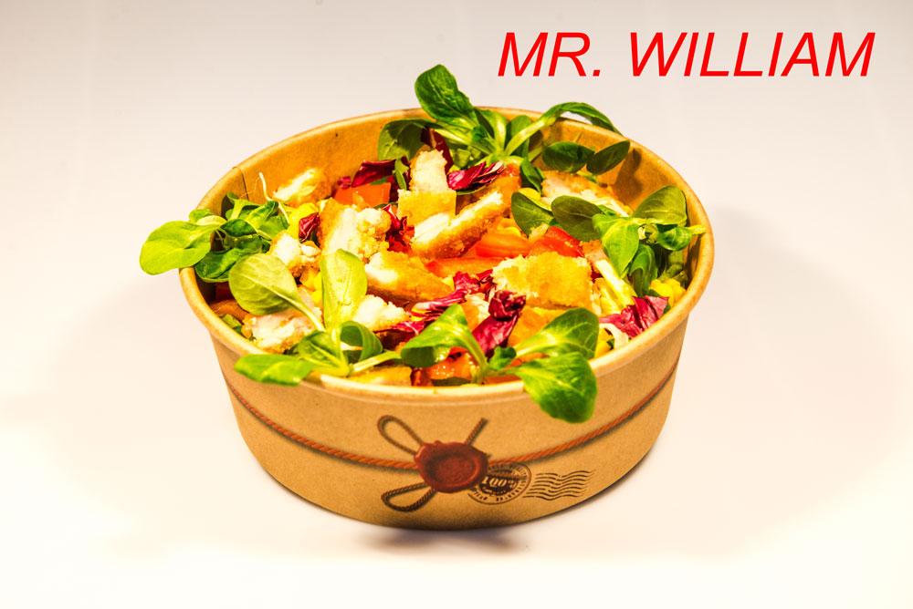 Panino Mr. William Sama's Burger