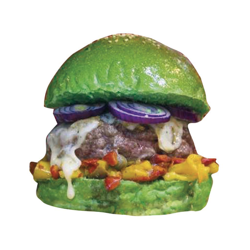 Hamburger di verdure Sama's Burger