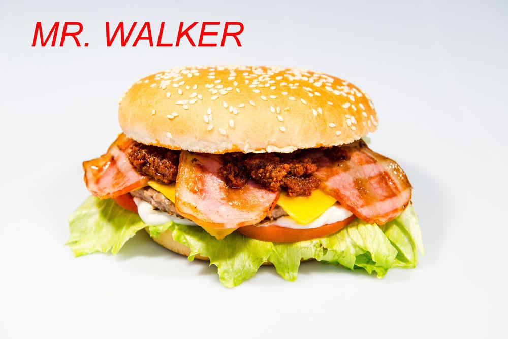 Panino Mr. Walker Sama's Burger
