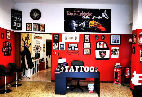 studio di tatuaggi tracce d'inkiostro cinisiello balsamo