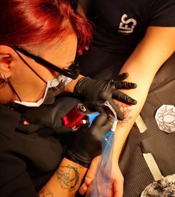 silvia merico tatuatgrice