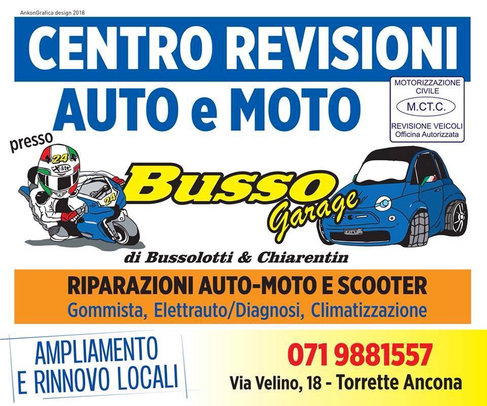Officina auto e moto Busso Garage