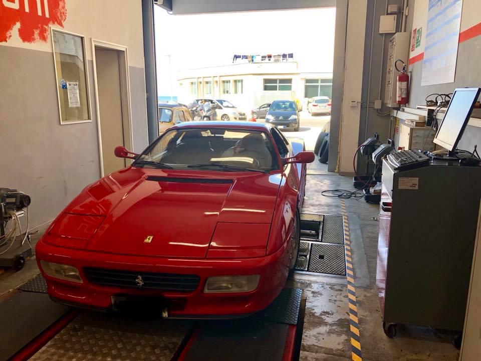 Manutenzione ordinaria auto Busso Garage