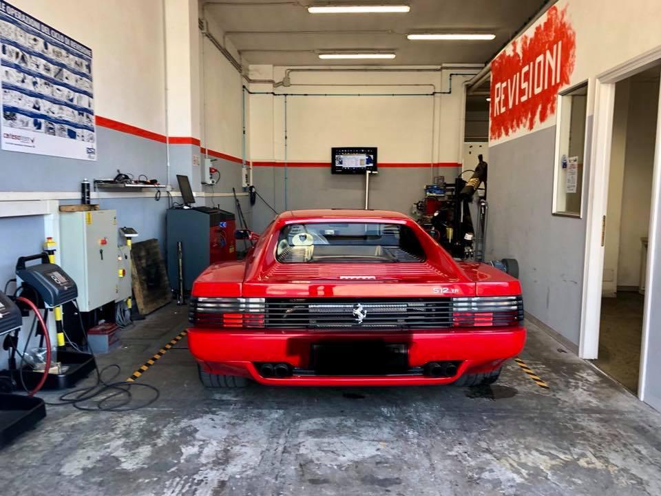 Manutenzione straordinaria auto Busso Garage